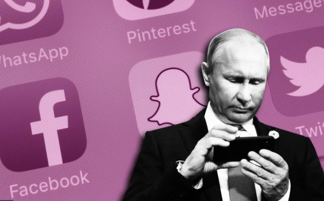 """Putin """"shënjestron"""" kundështarin e radhës: Rrjetet"""