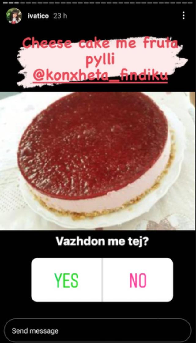 Iva Tiço hap konkurs në Instagram dhe gjen belanë me