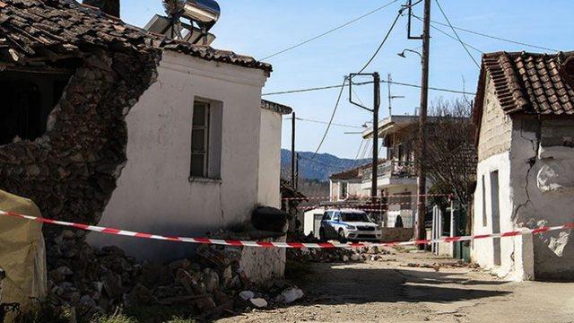 Tërmeti në Greqi shënon viktimën e parë