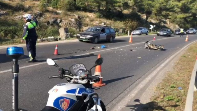 Accident with two dead on the Lushnjë-Divjakë road axis