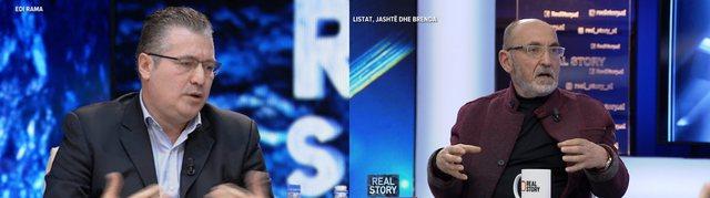 Lubonja dhe Minxhozi komentojnë listat dhe taktikën e kryetarëve