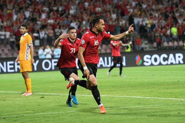 Andorrë-Shqipëri, nis ëndrra kuqezi, gabimi në start do
