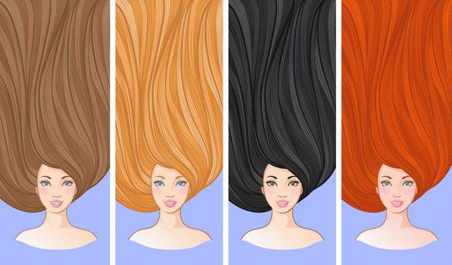 Burrat zbulojnë ngjyrën e flokëve që u tërheq më