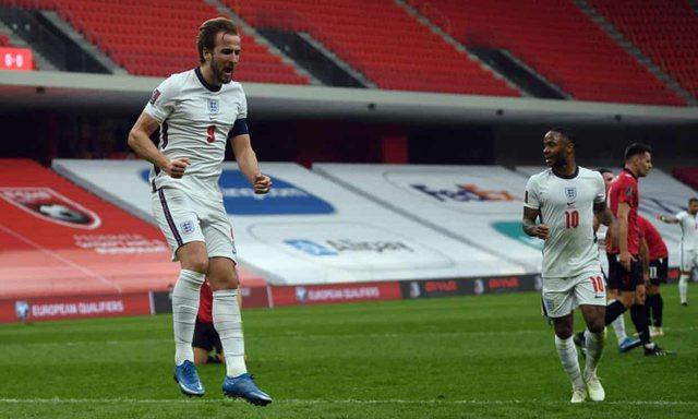 Mbyllet pjesa e parë mes Shqipërisë dhe Anglisë! Kane