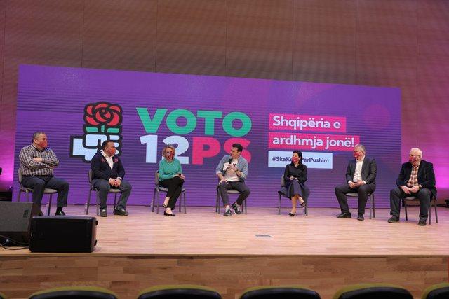 Kandidatët e Tiranës rrëfejnë marrëdhënien me