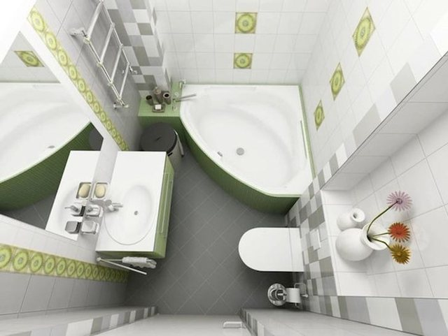 Free furniture ideas if the toilet of your house is smaller than it should be