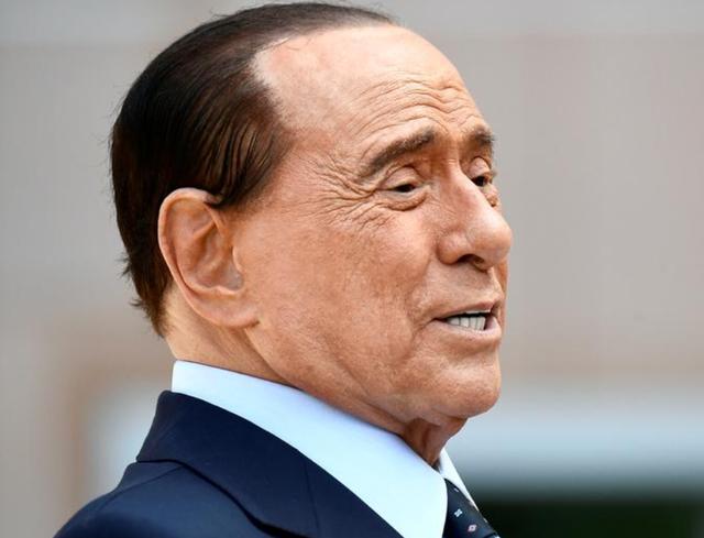 Former Italian Prime Minister Silvio Berlusconi is in hospital
