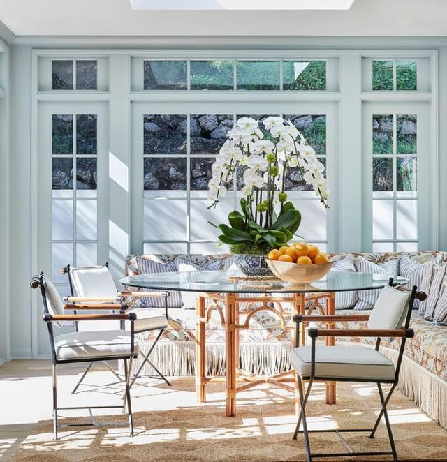 7 ide për të zbukuruar oborrin apo ballkonin e shtëpisë