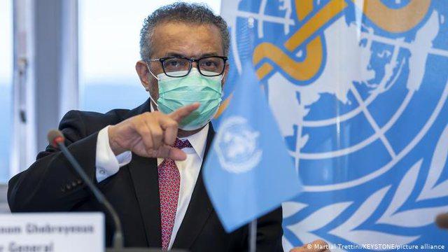 OBSH: Fundi i pandemisë është ende larg