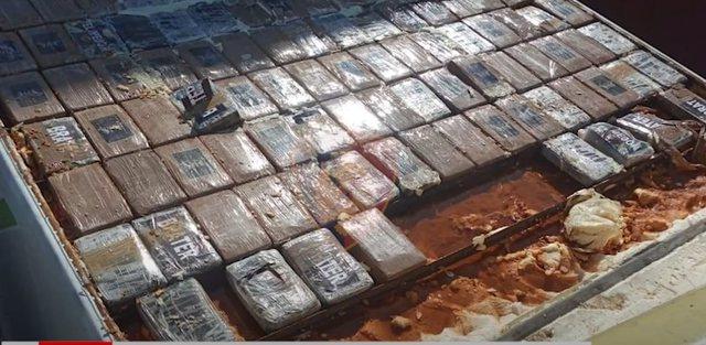 Kontejneri me 143 kg kokainë në portin e Durrësit, lihen në