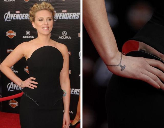 10 kuptimet e veçanta të tatuazheve që të famshmit