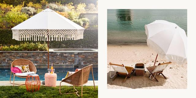 9 çadra për të qenë më i veçanti i plazhit