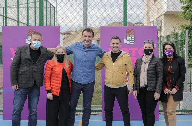 Veliaj nga Njësia 4: PS barriera e fundit e Metës dhe Berishës