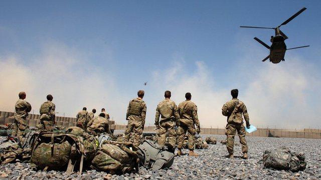 SHBA: Pas 20 vitesh pushtim, forcat e NATO-s do të largohen nga Afganistani