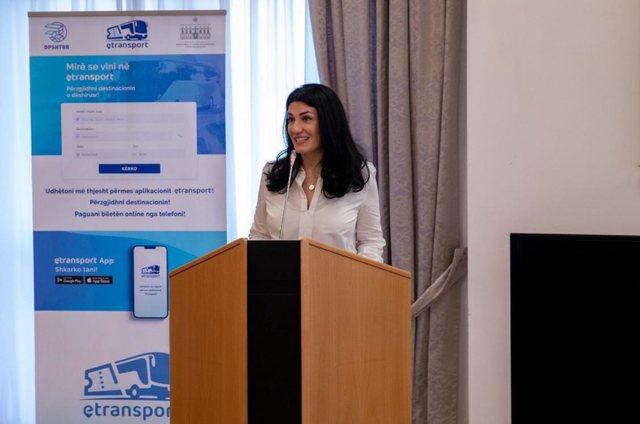Drejtoresha e AKSHI-t: eTransporti, projekti që do të ndryshojë