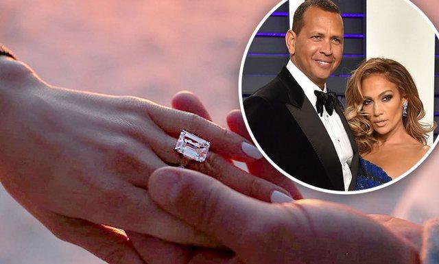 Po me unazën 1,8 milionë dollarëshe të J.Lo-së