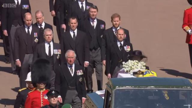As vdekja e gjyshit nuk i bashkoi William dhe Harry-n