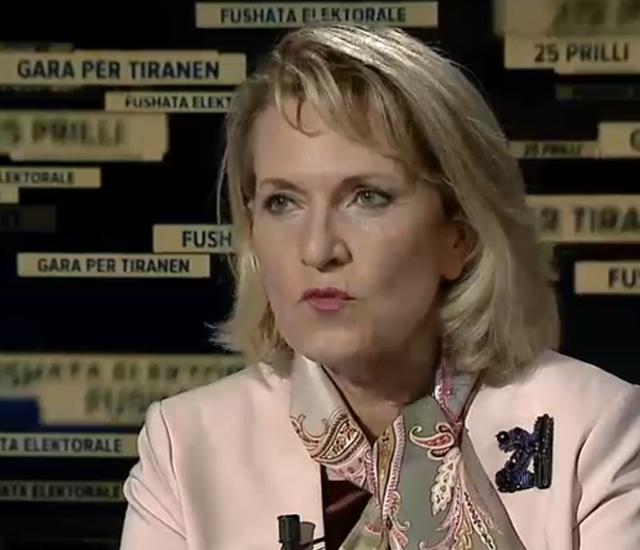 Mimi Kodheli shprehet e sigurt për marrjen e mandatit në 25 Prill: Do