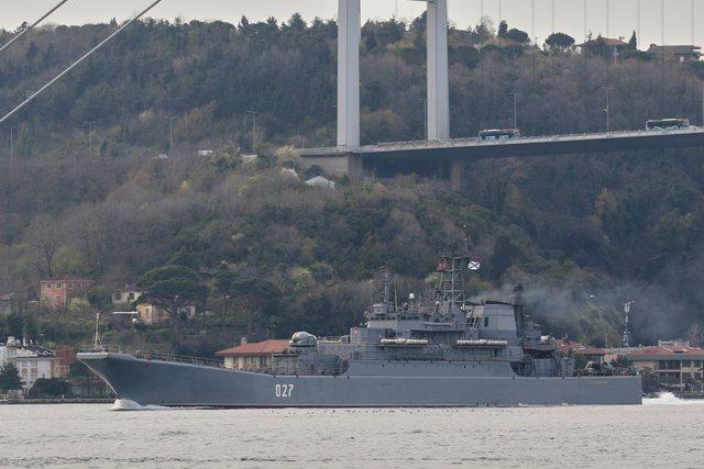 Ukraina në prag lufte? Edhe pas sanksioneve, Rusia dërgon anije