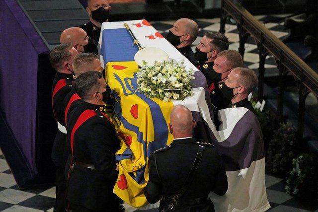 FOTO GALERI/ Ceremonia Mortore e Princit Philip