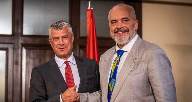 Ramës i mungon Hashim Thaçi! Kryeministri do donte ta kishte në