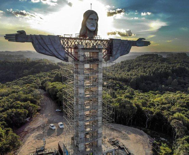 Në Brazil po ndërtohet një tjetër statujë e Krishtit