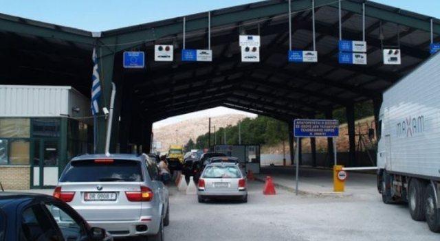 Greqia mban Kapshticën të bllokuar deri më 26 prill. Tre fazat e