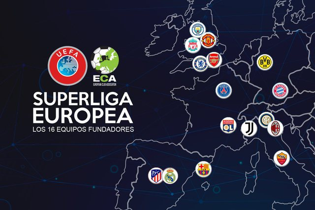 """European Super League"" - The scandal that can change the face of"
