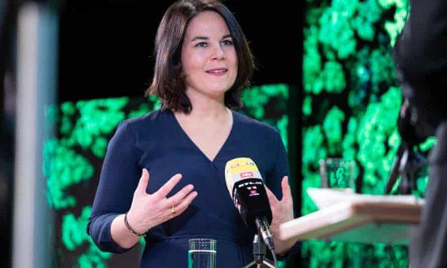Të Gjelbrit gjermanë zgjedhin kryetaren grua, si kandidate për