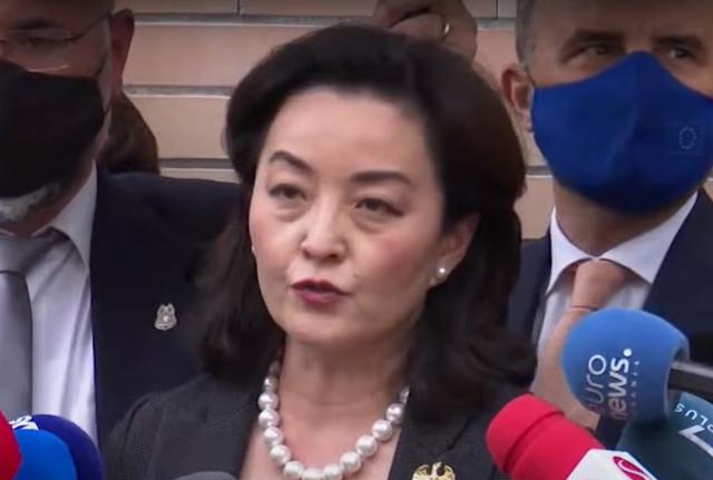 Yuri Kim: Grupet e armatosura për mbrojtjen e votës nuk kanë vend