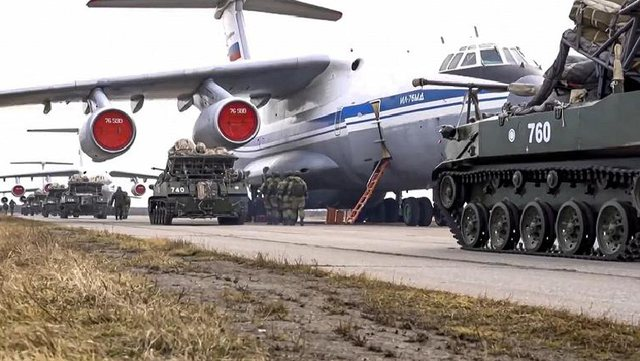 Too much noise for nothing? Moscow withdraws troops from border with Ukraine