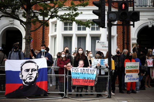 FOTO/ Çështja Navalny në Rusi: 1700 arrestuar që në