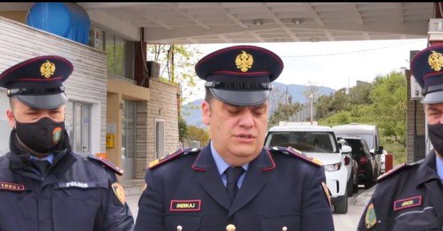 Shtohen masat në kufirin me Greqinë, drejtori Merkaj: Policia fokus