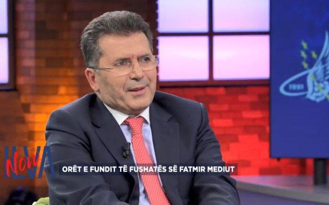 Fatmir Mediu s'do votojë për veten e tij, por për numrin