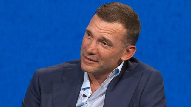 Andriy Shevchenko: Football has saved my life