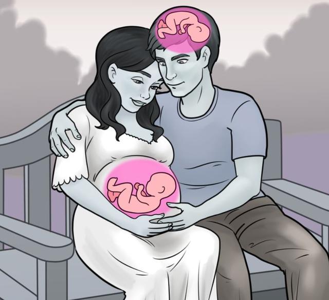 6 mënyrat sesi ndryshojnë burrat kur bëhen baba