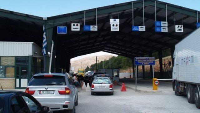 Dalja nga Kapshtica për Greqi e ndaluar deri më 14 Maj