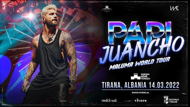 Koncerti i Malumës në Tiranë ka një tjetër datë