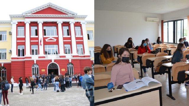 Rikthimi i studentëve në auditore, rektori Hoxha: Pedagogët