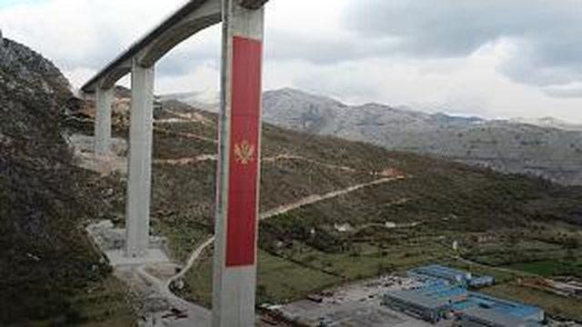 Skandal ndërkombëtar në Malin e Zi: Autostradë me para borxh
