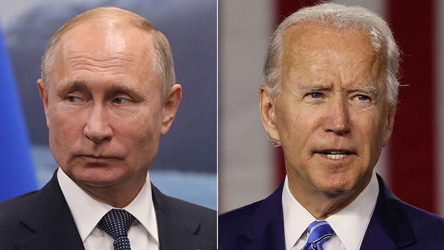 """Biden """"besimplotë"""" se do të takohet me Putin së"""