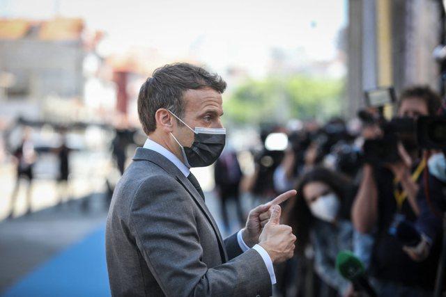 Macron i bën thirrje Britanisë dhe SHBA-ve që të mos
