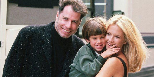'E dashur Kelly'. John Travolta uron gruan në parajsë