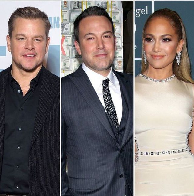 Çfarë mendon Matt Damon për bashkimin e Jennifer Lopez me