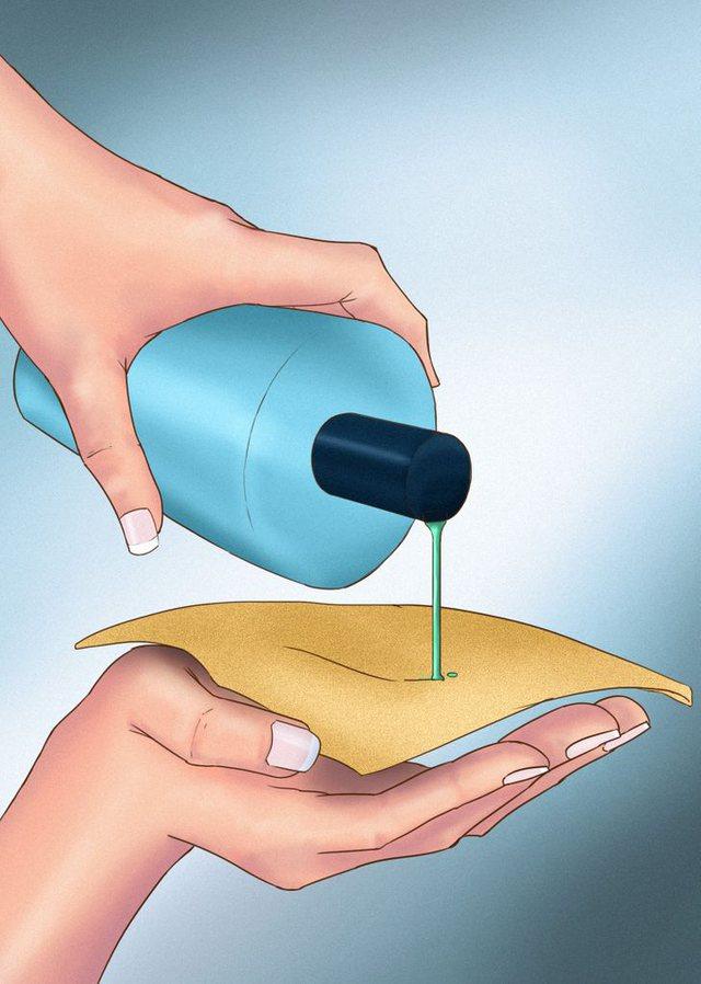 Cilat pjesë të trupit duhen larë me shampo e cilat jo?