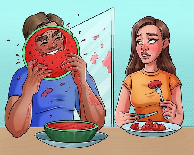 Si duket jeta kur martohesh me të kundërtën tënde?