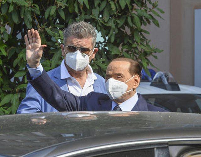 Pasojat nga Covid rikthejnë Berluscon-in në spital