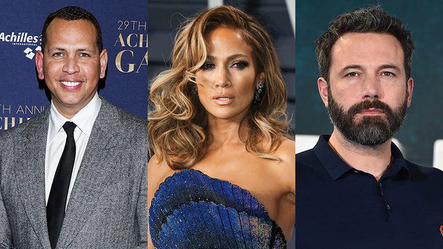 Nëse dikush e pyet për J.Lo, Alex Rodriguez ka vetëm dy