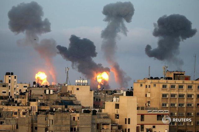 FOTO/ Në prag pushtimi? Trupat izraelite mblidhen në kufirin me