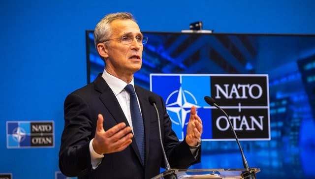 NATO reacts after Vucic's statements that the withdrawal of KFOR and UNMIK